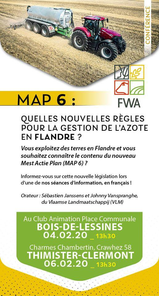 Mest Actie Plan (MAP6)