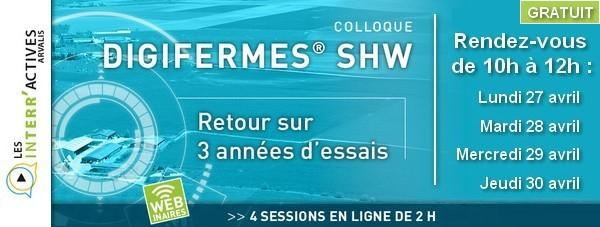 4 FORMATIONS EN LIGNE.  Résultats de trois années d\'essais menés sur la DIGIFERME de Saint-Hilaire-en-Woëvre (Lorraine)