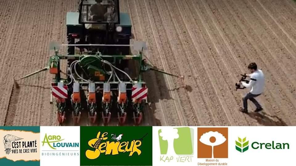 Initiatives agro-écologiques en Brabant wallon