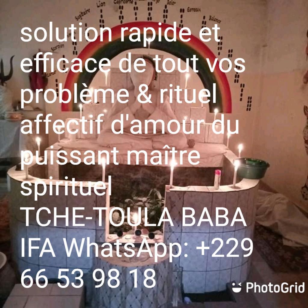 VOYANCE ET SOLUTION EFFICACE DE TOUT VOS SOUCI EN 7J WHATSAPP:  229 66 53 98 18