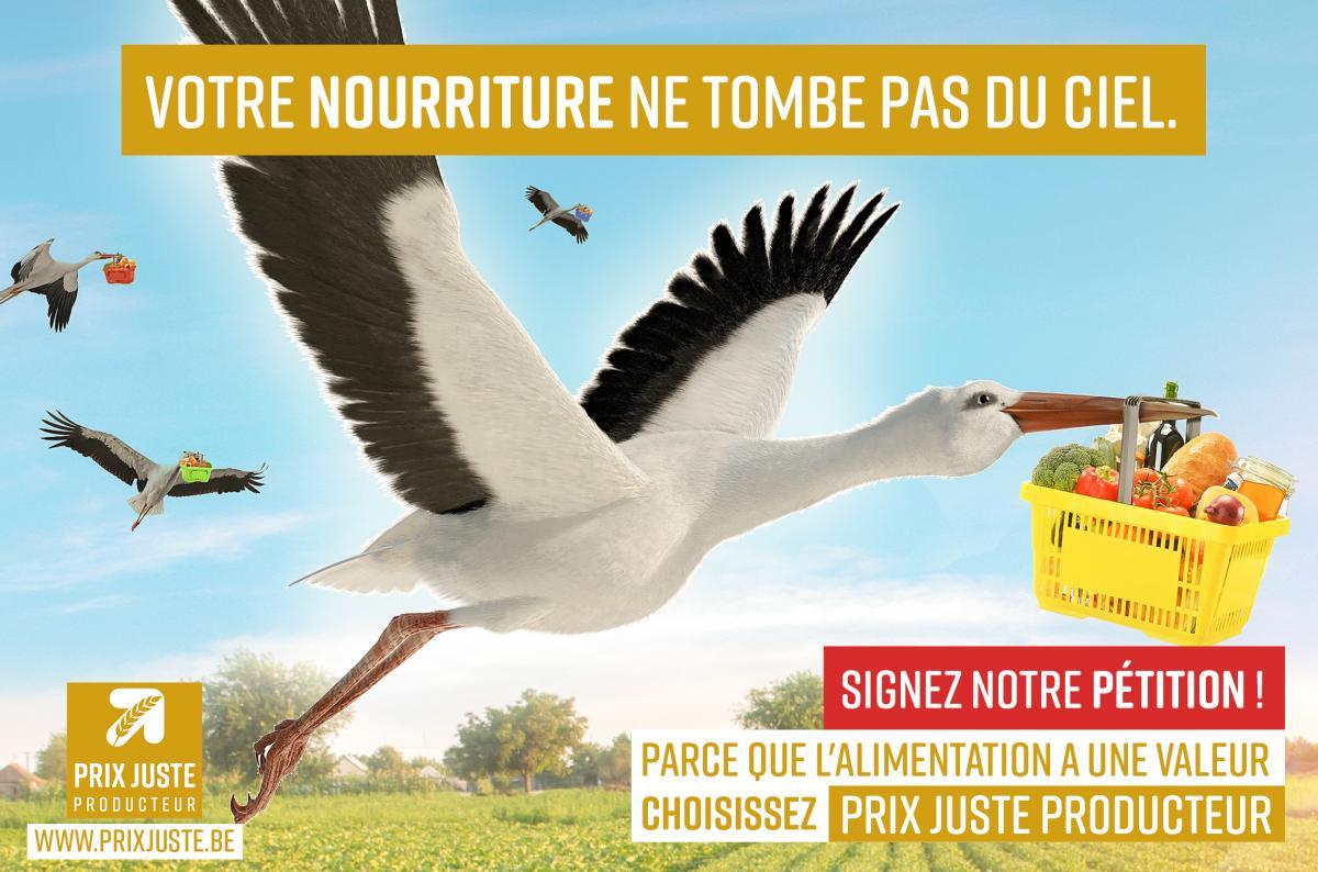 Une pétition du label Prix Juste Producteur pour une plus juste rémunération des agriculteurs