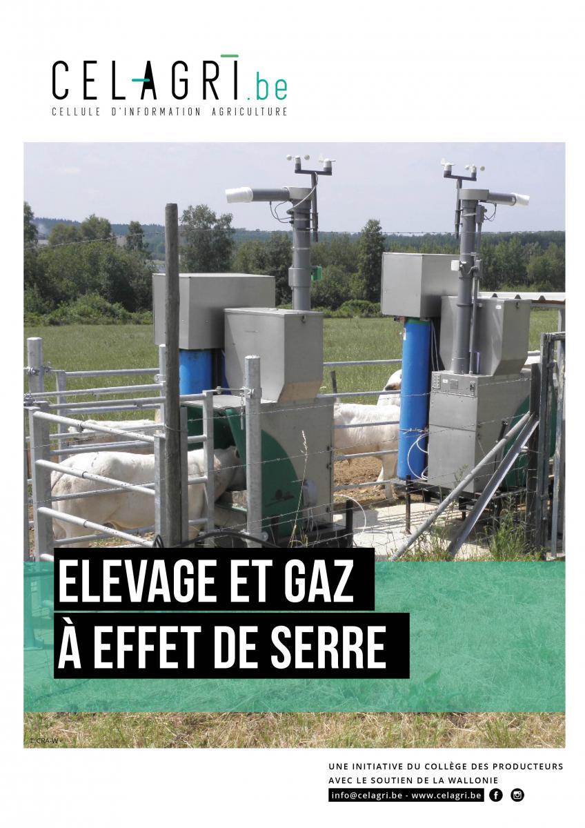 Des arguments pour pouvoir expliquer les gaz à effet de serre d\'origine agricole à votre entourage